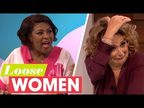 Rustie Lee Has a Bone to Pick With Nadia! | Loose Women