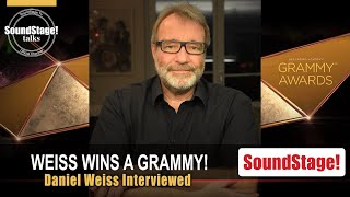 Digital-Audio Expert Daniel Weiss Won a Grammy! - SoundStage! Talks (January 2021)