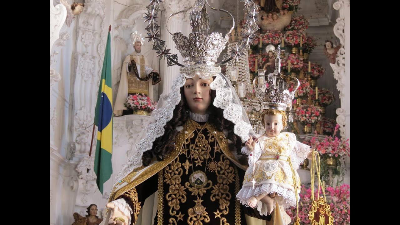 Resultado de imagem para Nossa Senhora do Monte Carmelo sjdr