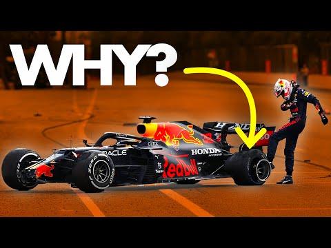 Why Formula 1 Tyres Failed In The Azerbaijan Grand Prix