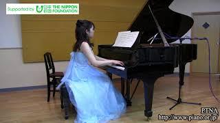 髙田 三郎:ピアノのための前奏曲集 藍色の谿間  pf. 中平 優香:Nakahira, Yuka