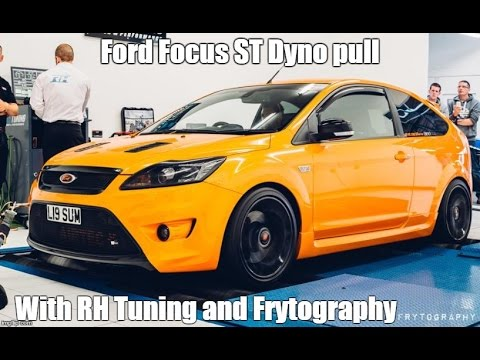 ford focus st dyno run rh tuning youtube. Black Bedroom Furniture Sets. Home Design Ideas