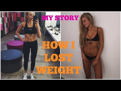 HOW I LOST WEIGHT / body issues | my story | Chloe Szep