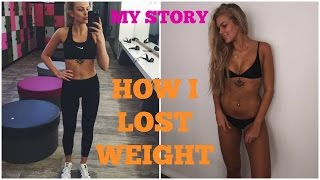 One of Chloe Szep's most viewed videos: HOW I LOST WEIGHT / body issues | my story | Chloe Szep