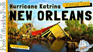 Tour of Hurricane Katrina Sites in New Orleans