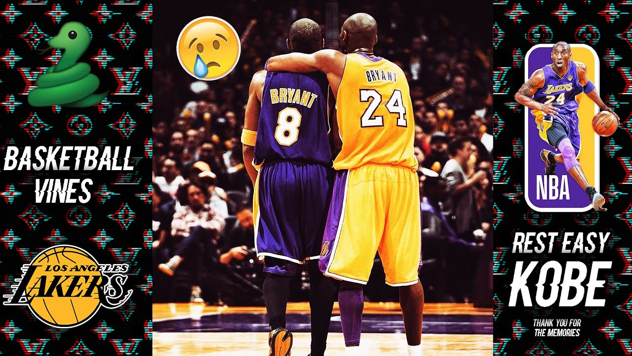 The BEST Basketball Vines of KOBE BRYANT || January 2019 || Rest Easy Legend || SAUCY Highlights