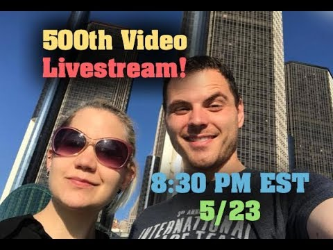 Livestream Tomorrow! Leave Your Questions In The Comment Section!