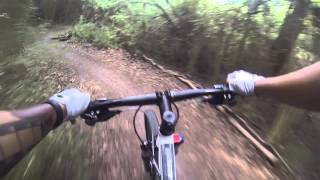 L.B. Houston Nature Trails | 3 mile bike ride