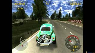 GTI Racing gameplay (PC Game, 2006)