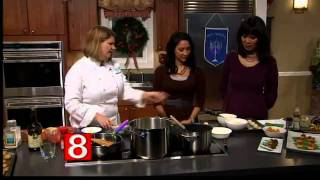 Chef Sherry Swanson