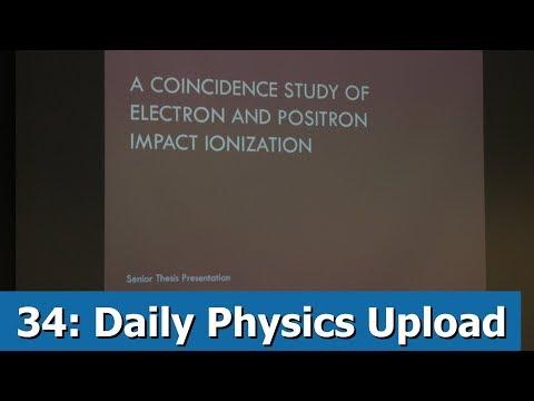 My Physics Senior Thesis Presentation