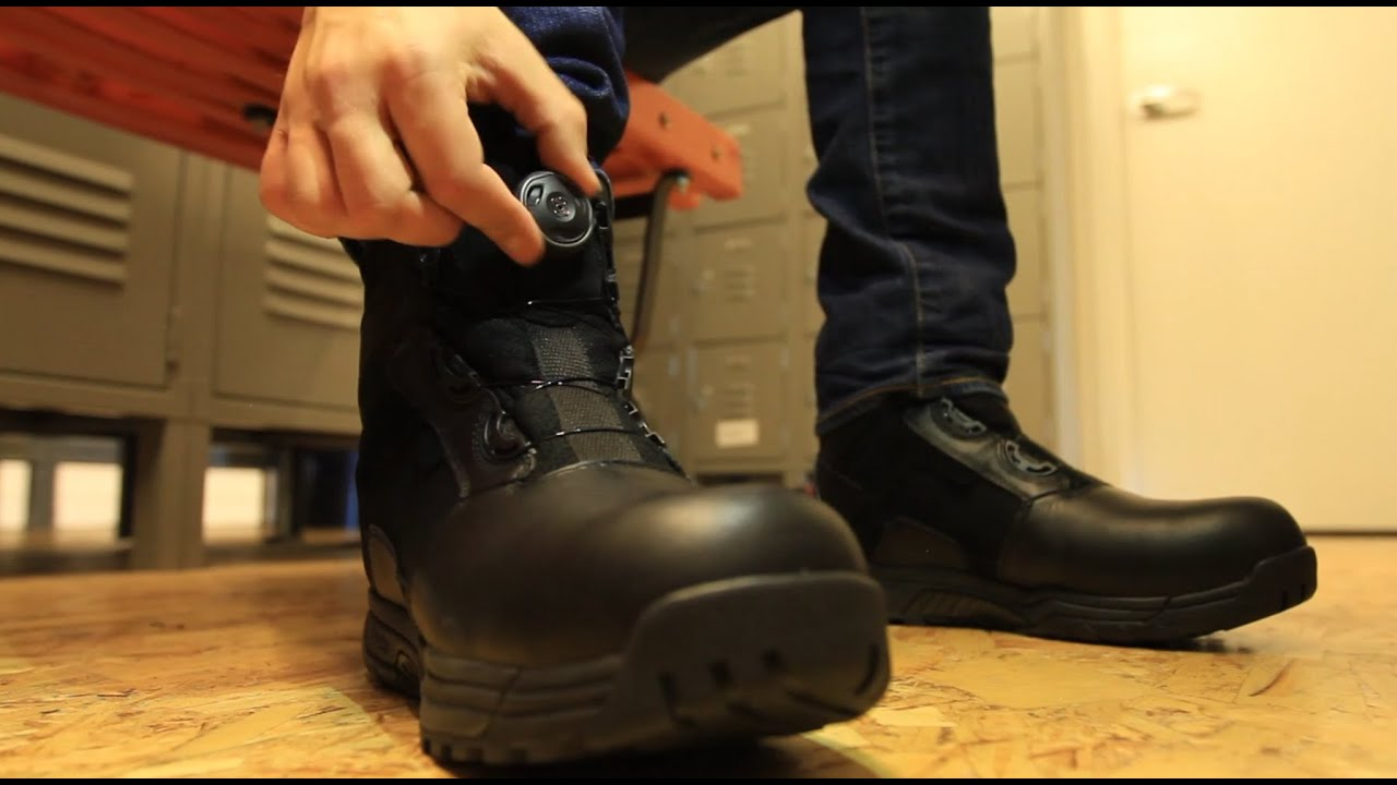 fd7ce5e8584 The Strength of the BOA® Closure System - Blauer Boots