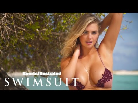 Kate Upton Invites You To Explore Her Aruba Paradise | Swim…