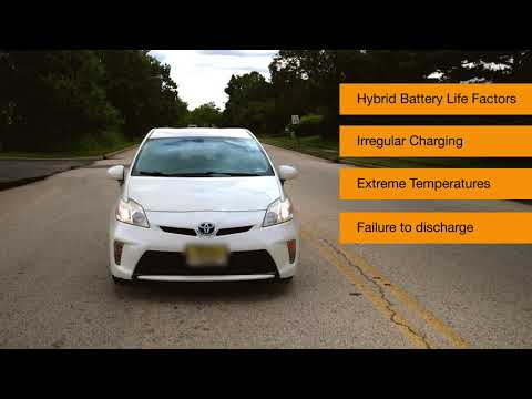 Hybrid Battery Cooling Fan Replacement Procedures