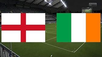 ENGLAND gegen IRLAND - EM 2016 FRANKREICH (Qualifikation) ◄ENG #02►