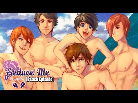 I'M IN HEAVEN - Let's Play: Seduce Me The Otome Beach Episode