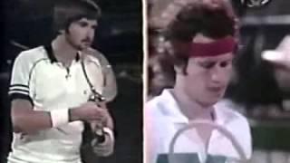 McEnroe vs Connors Semi Final - US Open 1980 - 16/16