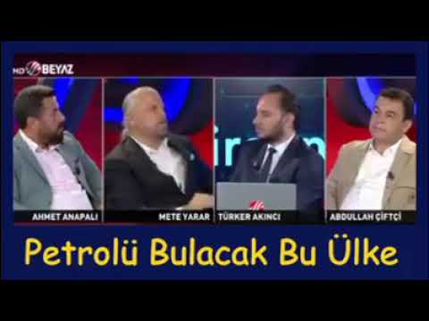 Türkiye Petrolü bulacak! Mete Yarar