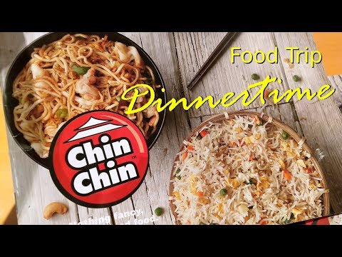 Food Trip Dinnertime at Chin Chin Asian Restaurant, Sharjah, United Arab Emirates UAE