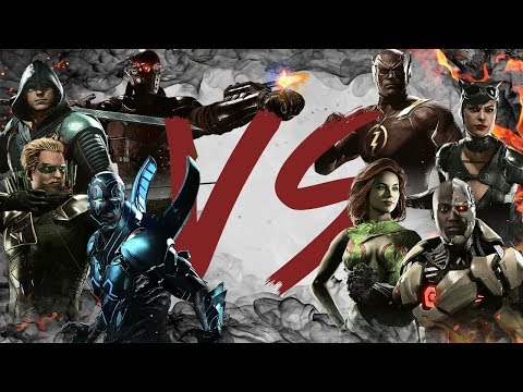 Injustice 2 - Funny Moments Pt. 1 |