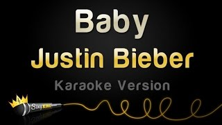 Justin Bieber ft Ludacris Baby Karaoke Version