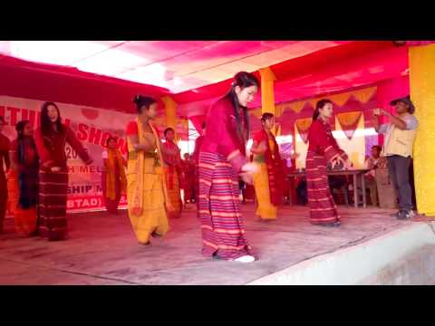 Indu Bhutan Group Dance 2018