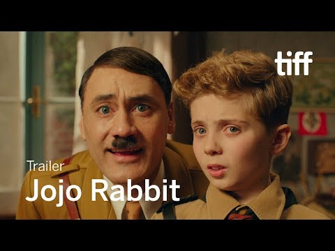 Jojo Rabbit Trailer >> Jojo Rabbit Trailer Tiff 2019 Youtube