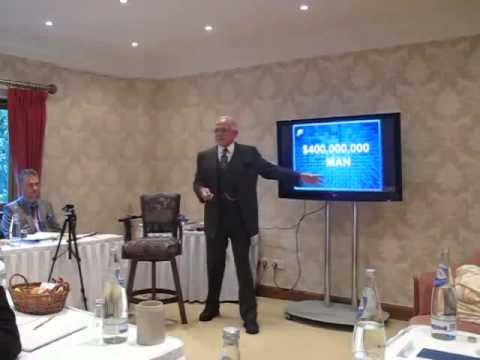 Day 1 Part 1  | October 2014 | Dan Peña's QLA Castle Seminar