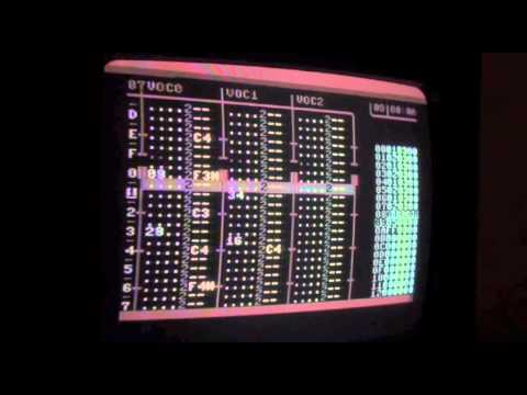 How to make Commodore 64 music