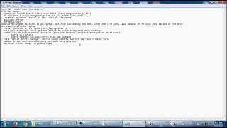 Memperbaiki IMEI Null0Hilang Andromax 4G, A, Q, EC, ES, E2