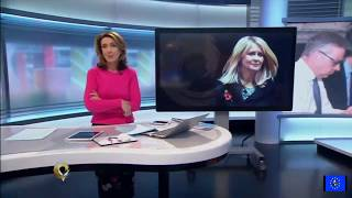 Theresa May brings back the nasty Esther McVey