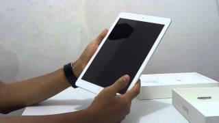 Ipad Air 16 Gb A1474 / MD788CL/B en Español ( Unboxing / Review / md788cl )