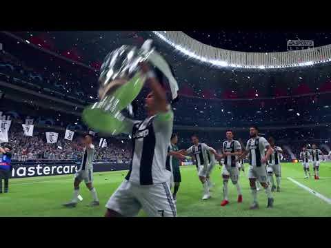 JUVENTUS Campeon UEFA Champios Legue