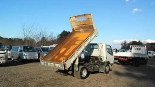 Ref No.22183 2001 MITSUBISHI CANTER 2 ton (Dump)