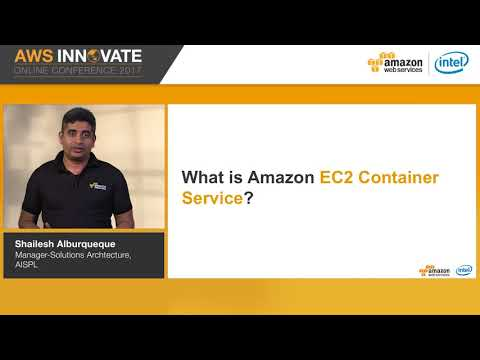 Container Management made easy with Amazon ECS (Level 300)