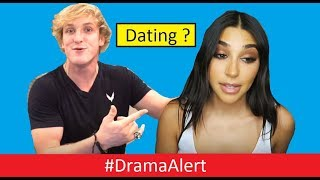 Logan Paul & Chantel Jeffries Daiting! #DramaAlert Alissa Violet ENGAGED?  Shane Dawson FUNNY!