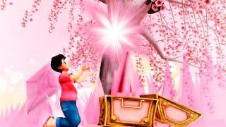 [Steven Universe] Rose treasure chest (animation)