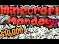 Minecraft Monday $10000 YouTuber Tournament #12