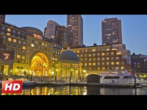 Boston Harbor Hotel USA