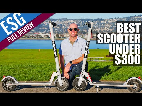 Best New Scooter Under $300 | GoTrax XR / ULTRA Electric Scooter Review