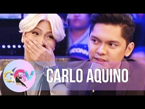 GGV: Carlo Aquino and Angelica Panganiban's past relationship