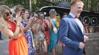 Свадебный клип очень нежной и искренней пары