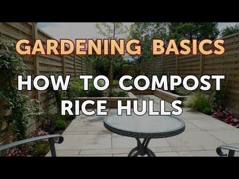 how-to-compost-rice-hulls