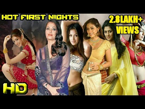 Hot First Nights and Romantic Saree Scenes Compilation thumbnail