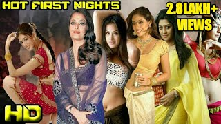 Hot First Nights and Romantic Saree Scenes Compilation