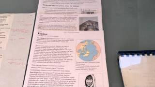 日本語とエスキモー