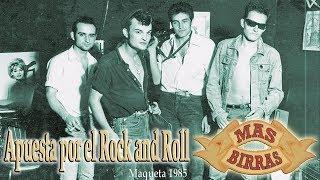 apuesta por el rock and roll mas birras