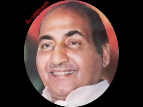 Mohammad Rafi - Hazrat -E Nooh Ka Waqiya.