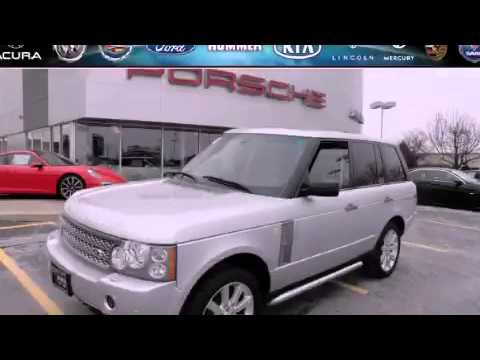 Land Rover Orland Park >> 2006 Land Rover Range Rover Orland Park Il