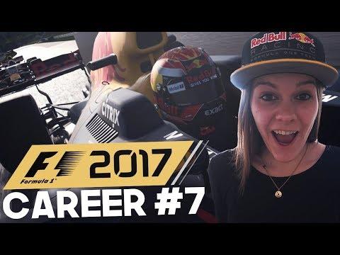 EERSTE PLEK!?! F1: 2017 CAREER MODE DUTCH! #7 CANADA! (F1: 2017 Gameplay)